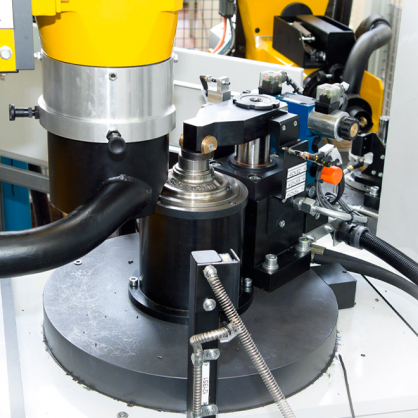 CEMB Hofmann UK Production Balancing MachinesVEBK50/UO/TO