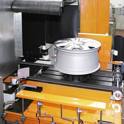 CEMB Hofmann UK Production Balancing MachinesVEBS200_C