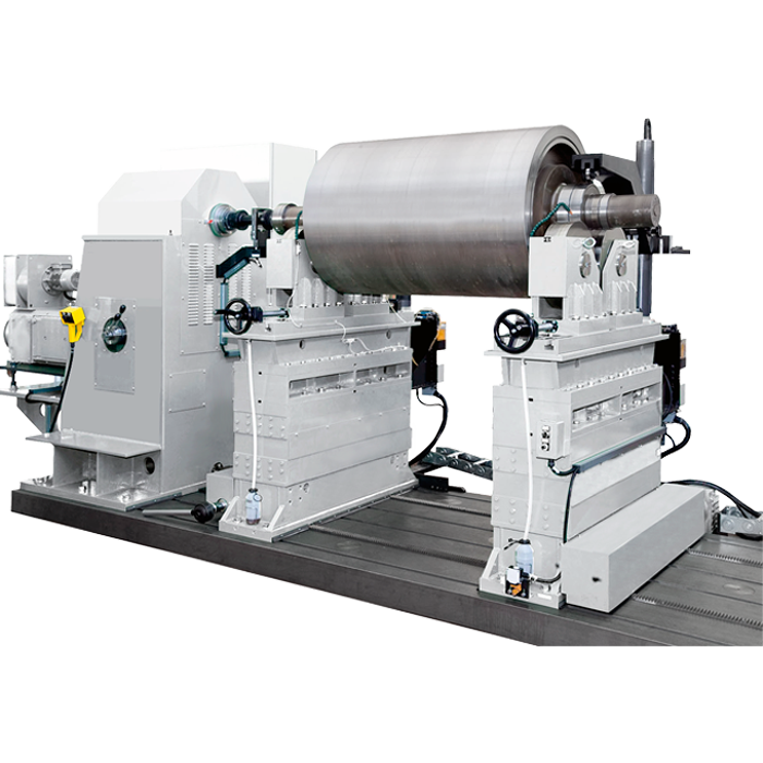 Balancing machine by Cemb Hofmann ideal for large rotors