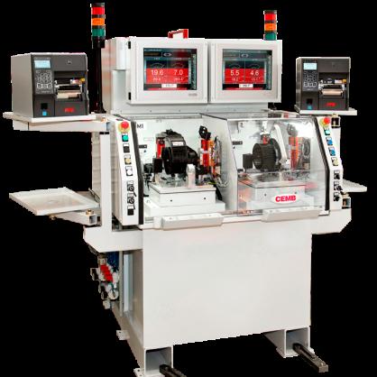 CEMB Hofmann UK Production Balancing MachinesZB-2TO10