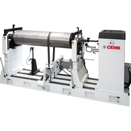 For rotors up to 10000 kg by cemb Hofmann