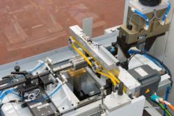 balancing machine for electric motors